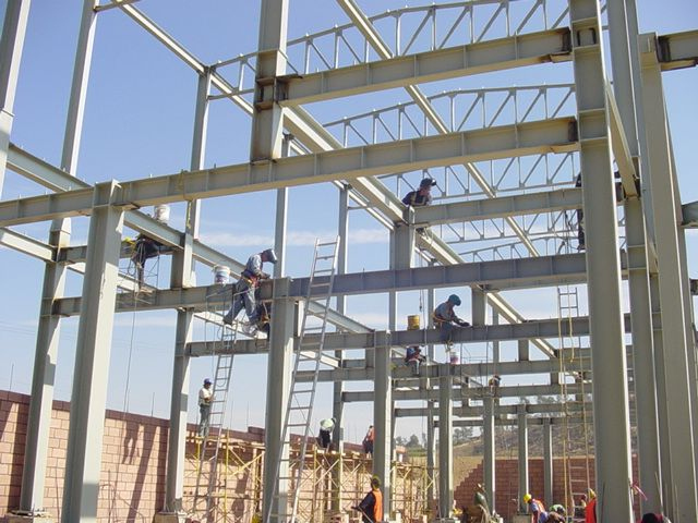 Cálculo Básico en Estructuras de Acero. | Adaptando la Edificación a ...