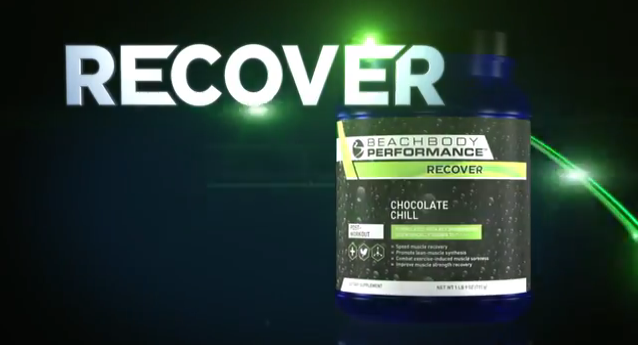 Beachbody Performance Recover Post Workout