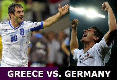 Greece vs. Germany