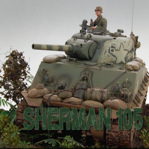Sherman 105