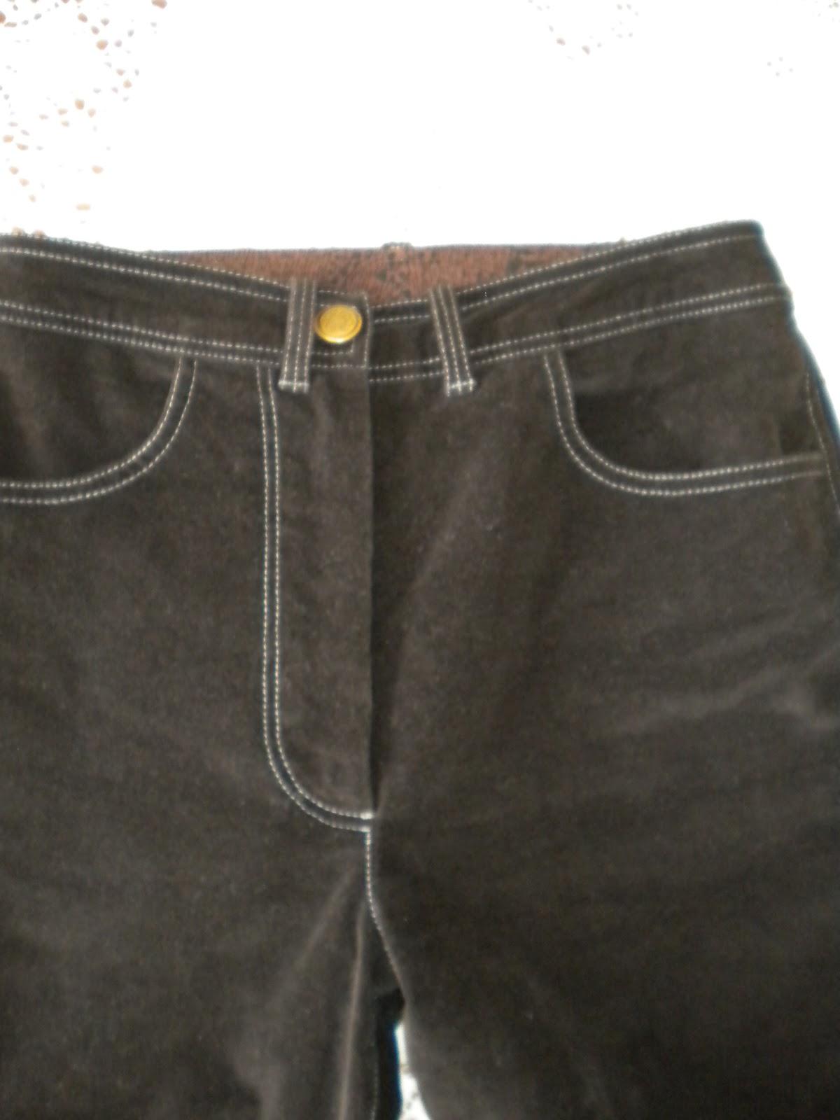 Irene S Studio Chocolate Jeans