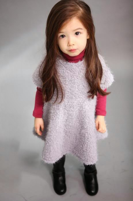 Galeri gambar anak kecil cantik dari korea