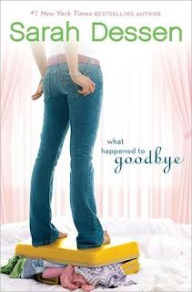WhatHappenedtoGoodbye New YA Book Releases: May 10, 2011
