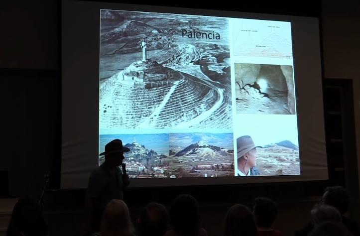 Las pirámides de Palencia en Florida (Estados Unidos)
