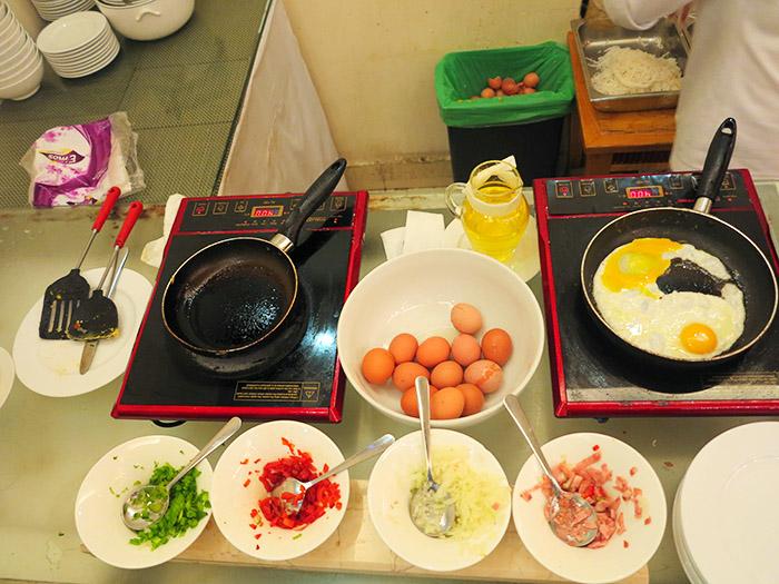 Hoang Hai Long eggs
