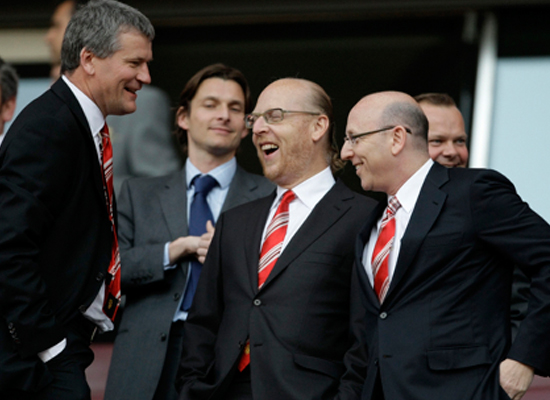 Glazers man utd shares of Manchester United on the Stock Exchange of Hong Kong