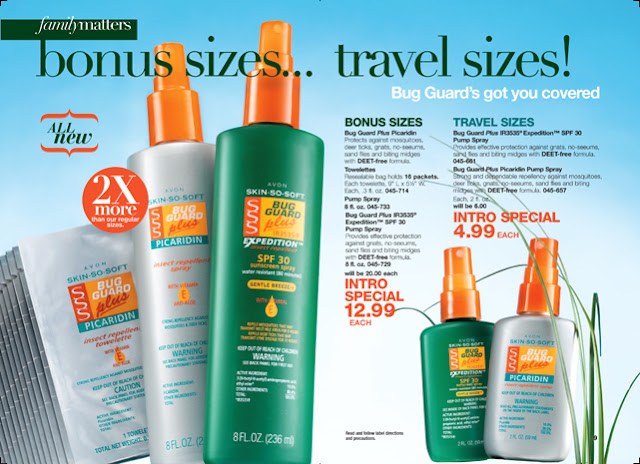 Avon Skin So Soft Bug Guard