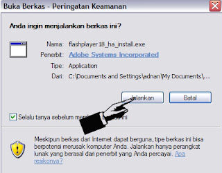 Cara Memperbarui Plugin Adobe Flash Player