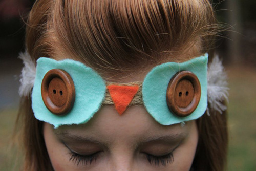 My owl barn 2014 10 26 no sew owl head band from here diy solutioingenieria Image collections