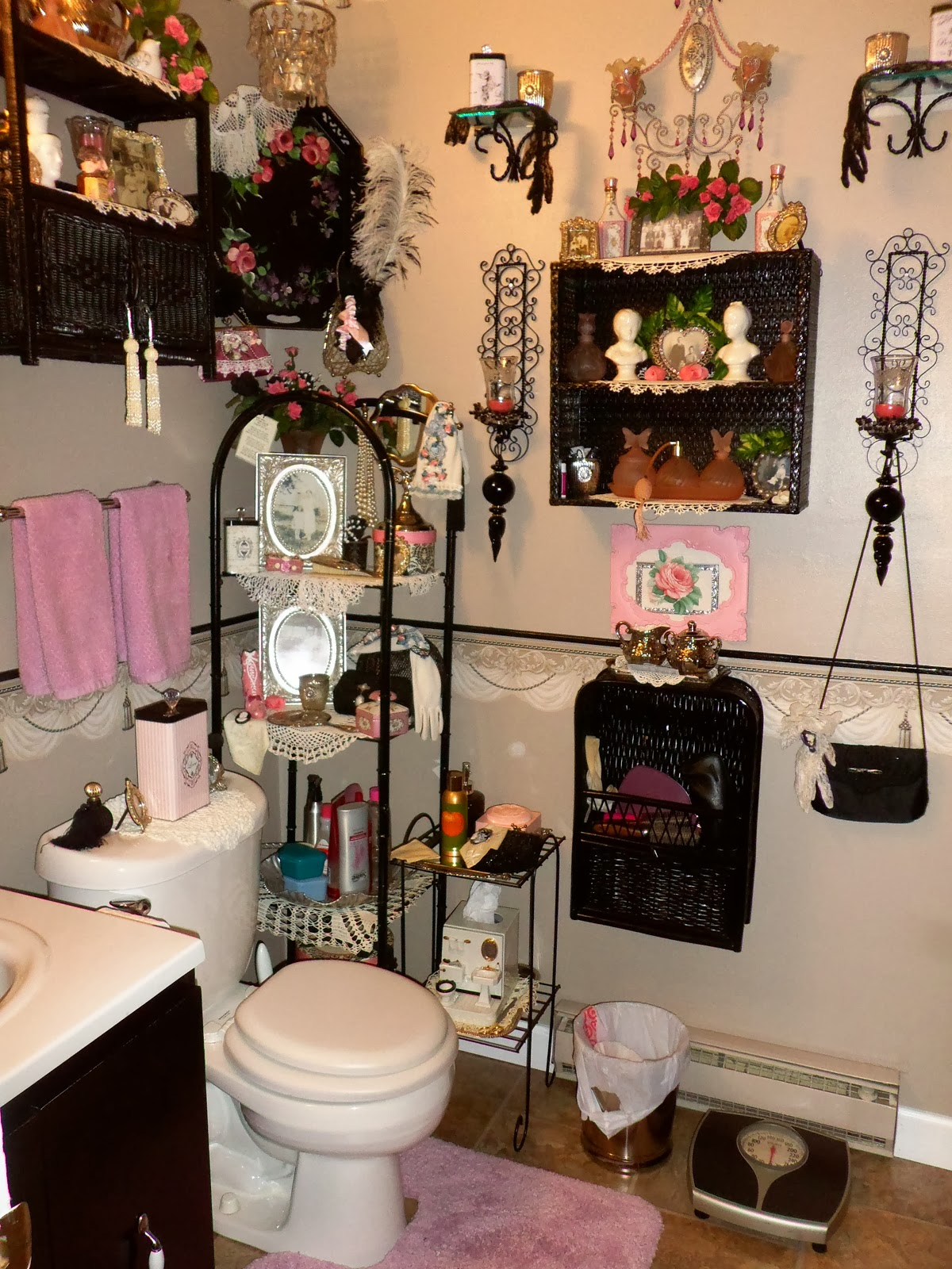 ... -DABBLE BLOG: The ReModel, Part 3, Kitchen and Powder Room Reveal