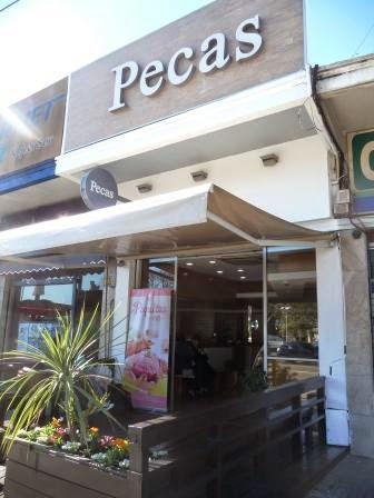 heladería Pecas