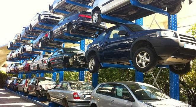 Los desguaces y la segunda mano en el mundo del motor