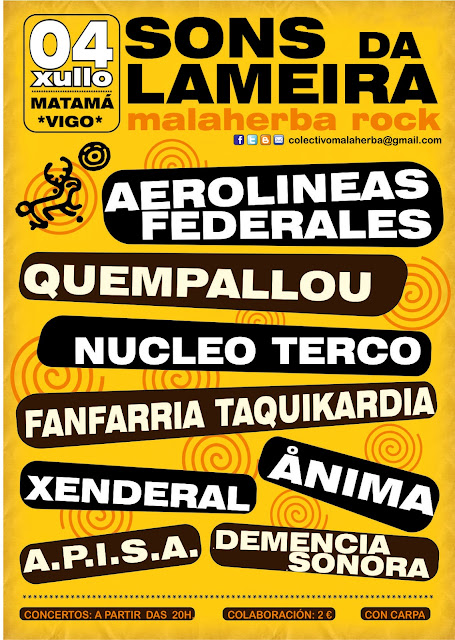 IX SONS DA LAMEIRA/MALAHERBAROCK