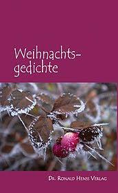 Weihnachtsbuch Weihnachtsgedichte Adventsgedichte Weihnachten Advent Gedichte