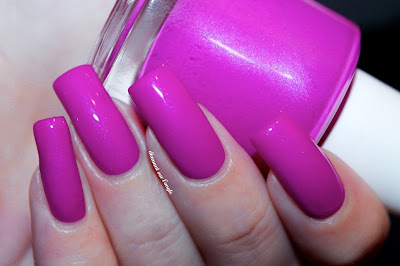 "Swatch of ""V.I.P. Pass"" from Pipe Dream Polish"