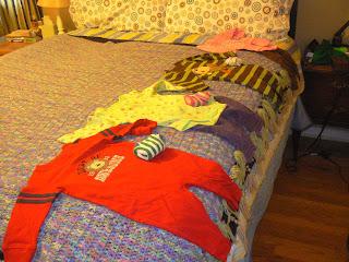 quadruplets clothes