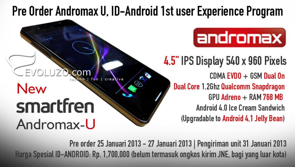 Smartfren Daftar Harga Smartphone Android Cdma Smartfren