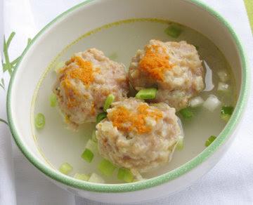 Resep Masakan Siomay Ayam Kuah