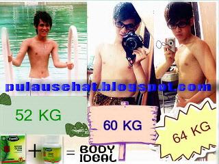 """""""menambah berat badan"""""""