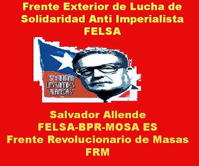 ! NO i VOTES ! REVOLUCIONARIOS DE EL SALVADOR EN EL EXTERIOR Y DE OTROS PUEBLOS DEL MUNDO