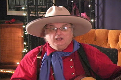 Lonesome Ron King of the Valley Yodelers performs on Split Hoof Tonight