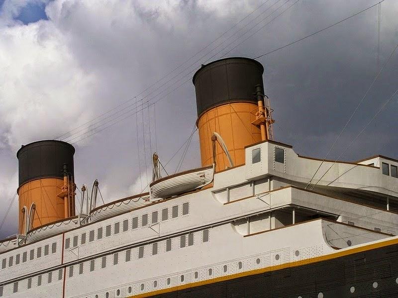 Kapal Titanic yang Melegenda Bisa anda Saksikan di Museum ini
