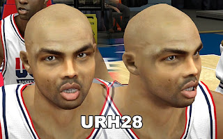 NBA 2K13 Dream Team Charles Barkley