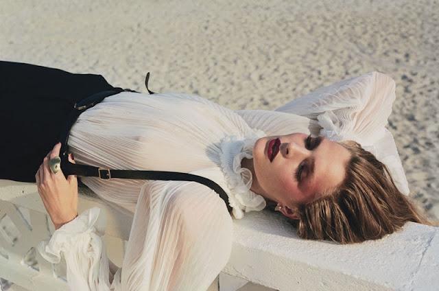 Model Gertrud Hegelund