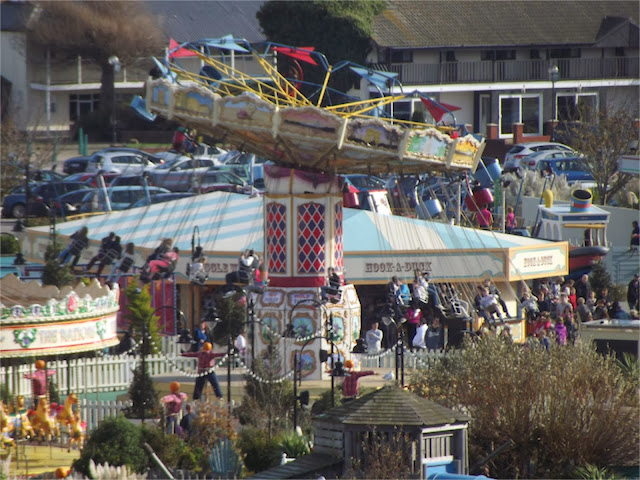 Butlins Bognor fairground