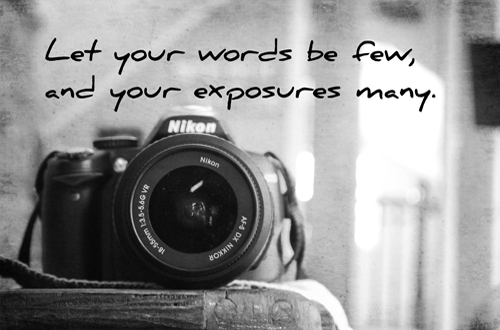 Best Photo Quotes Images On   Photographer Quotes