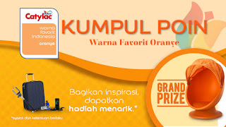 Info Kuis - Kuis Kumpul Point Warna Favorit Oranye