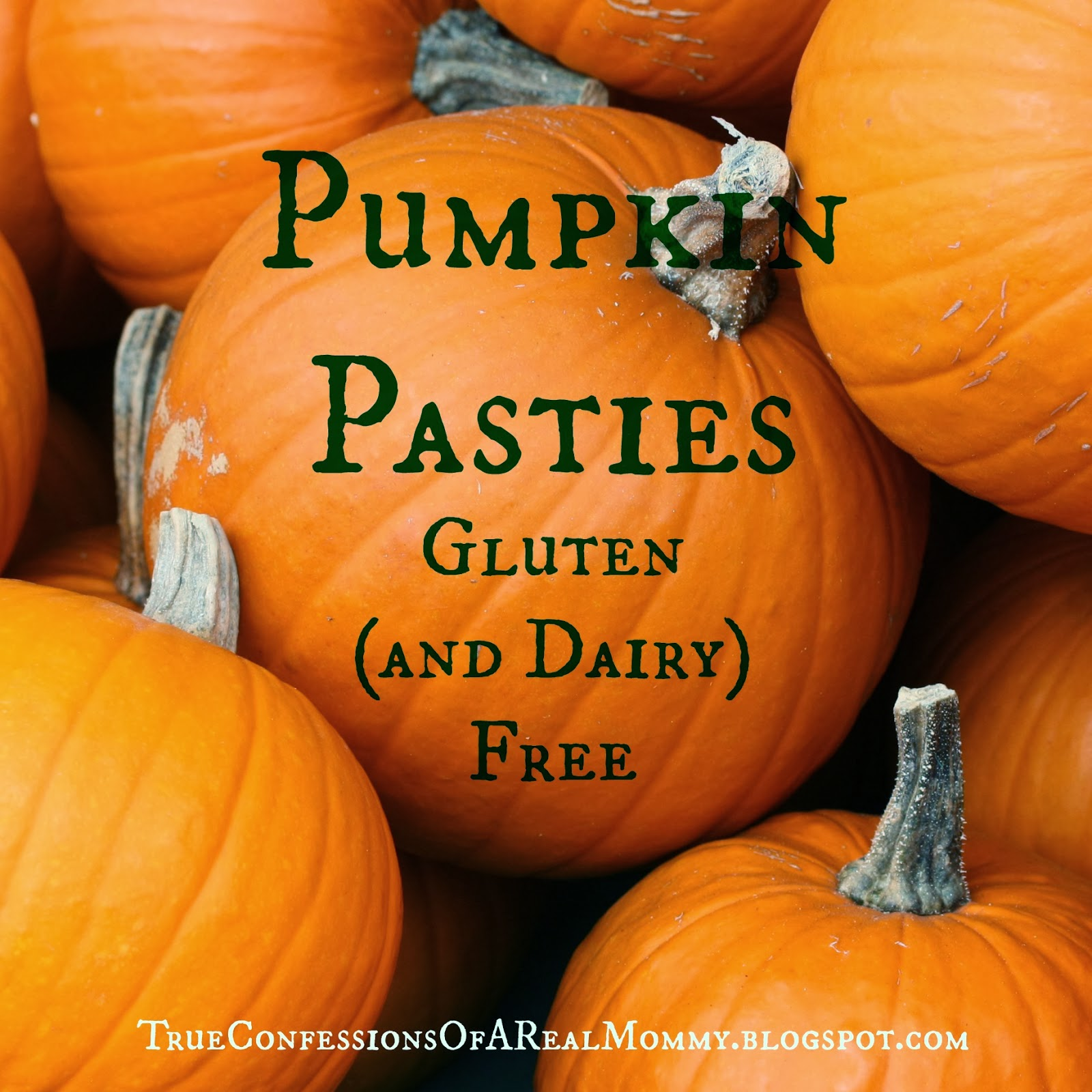 True Confessions of a Real Mommy: Geek Food: Pumpkin Pasties