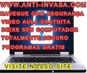 NAVEGUE COM SEGURANÇA NA INTERNET