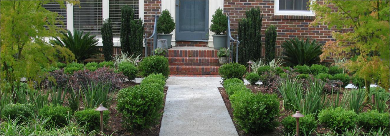 West Ashley Garden Charleston Sc Garden Design By
