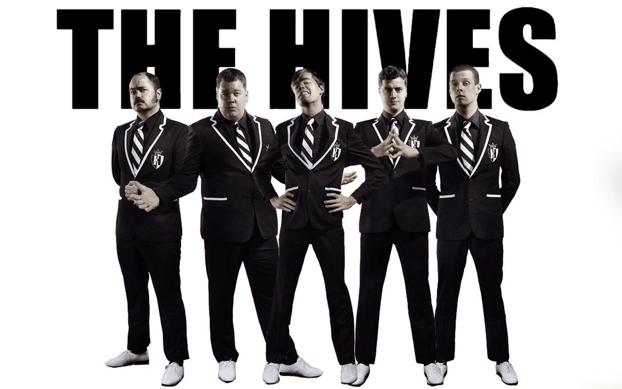 The Hives - Foto