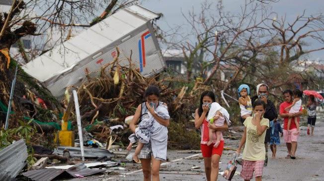 TYPHOON PHILIPPINES 22