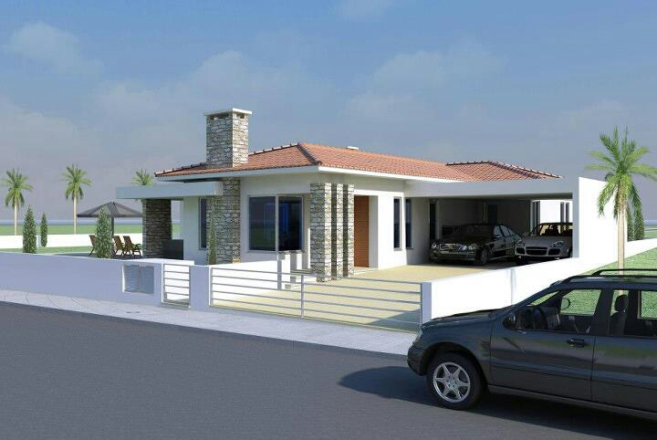 Modern mediterranean homes exterior designs ideas latest for Contemporary mediterranean homes