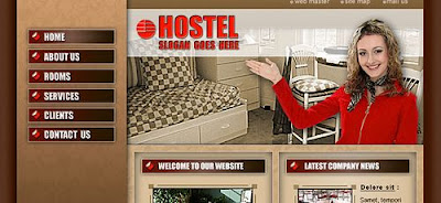 Free Travel and Hotel Website Templates - Best Ui Psd