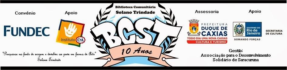 Biblioteca Comunitária Solano Trindade