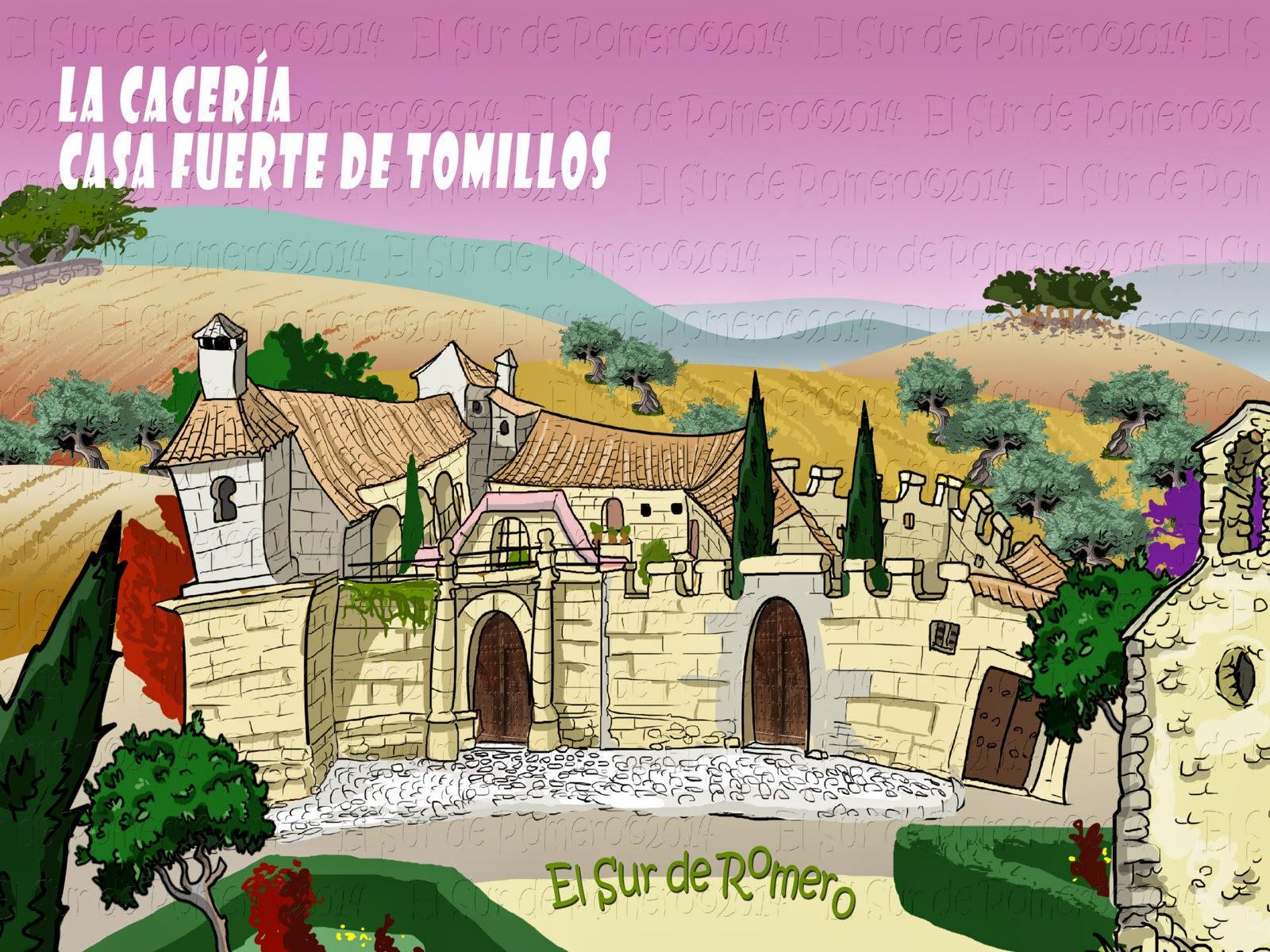 """<Casa de Tomillos.jpg"""" alt=""""cortijos en dibujos""""/>"""