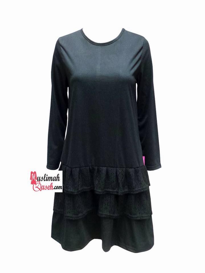T-Shirt-Muslimah-Qaseh-QA0054B