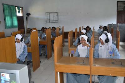 Laboratorium Bahasa MAN Cilamaya