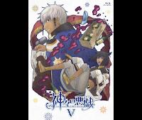 Kamigami no Asobi Anime OST SideB
