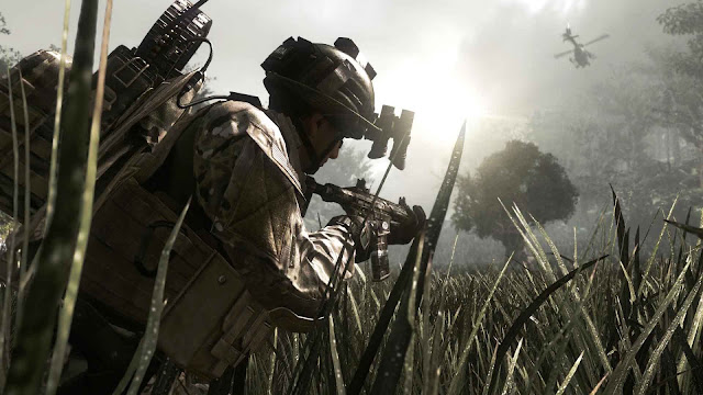 Call of Duty Ghosts screenshot