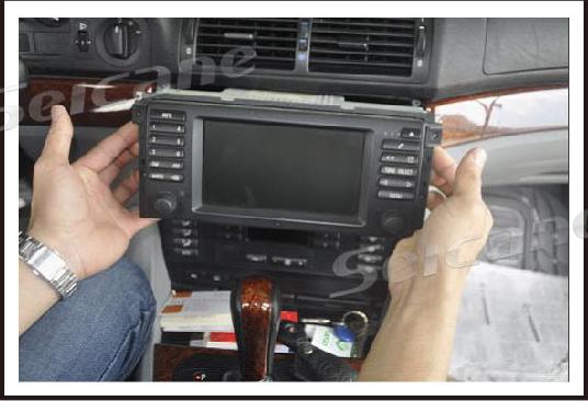 navigation system voiture changer la radio d origine pour android 4 4 4 2000 2007 bmw x5 e53. Black Bedroom Furniture Sets. Home Design Ideas