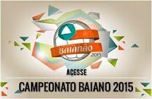 FBF promove o Campeonato Baiano de 2015