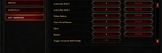 diablo 3 options move key
