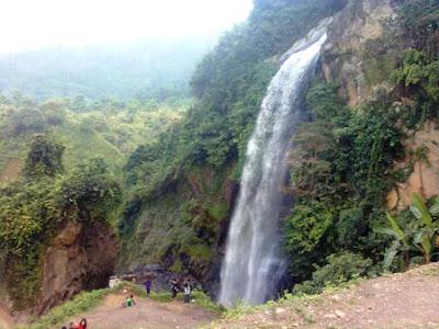 Rindu Air Terjun, Pergi ke Bogor!