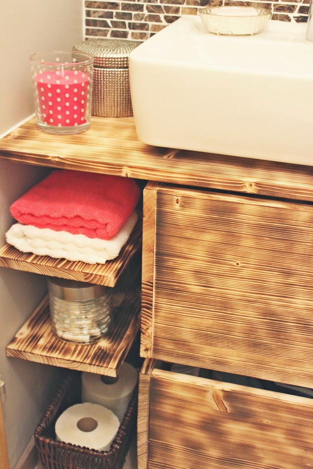 s 39 bastelkistle roomtour wc vorher nachher. Black Bedroom Furniture Sets. Home Design Ideas