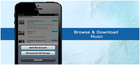 Free iPhone Apps for Music Download